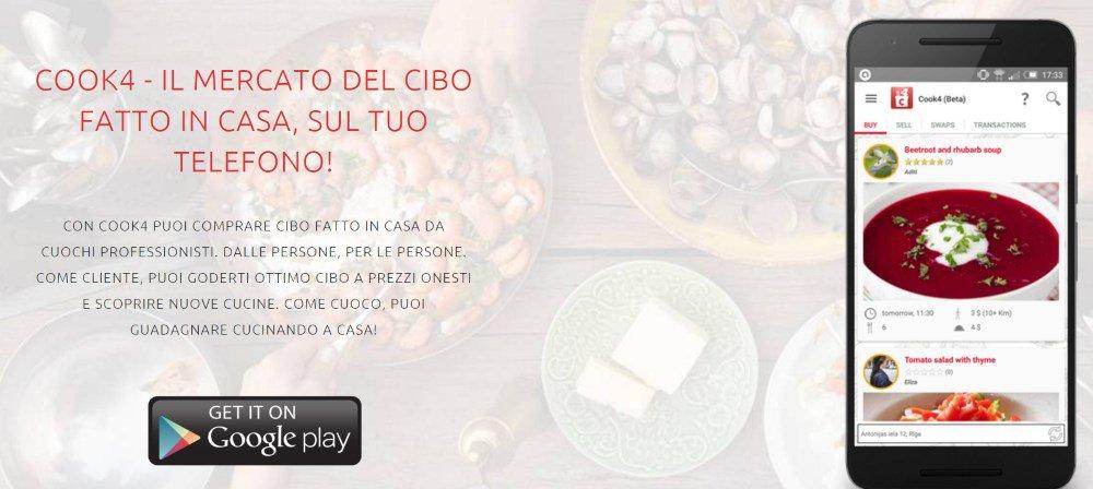 Cook4 app