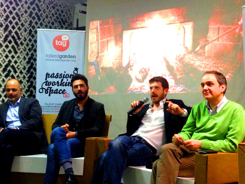 Discoverfood, il confronto a TAG