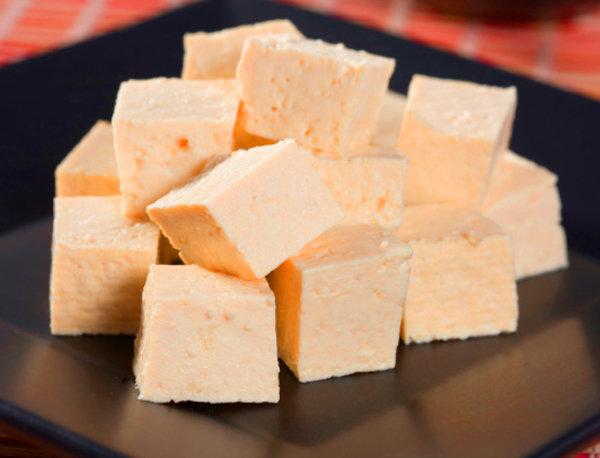 Cubetti di tofu
