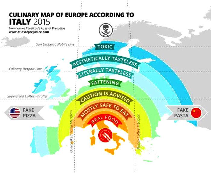 La mappa di Yanko Tsvetkov