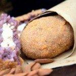 Street food fritti - Arancina al nero d'avola