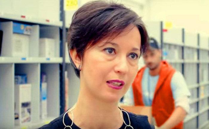Mariangela Marseglia, EU Managing Director