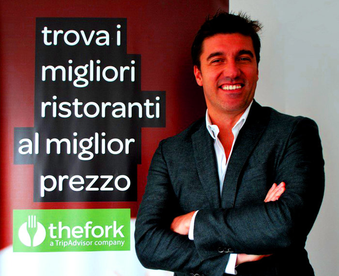 Almir Ambeskovic, country manager di TheFork
