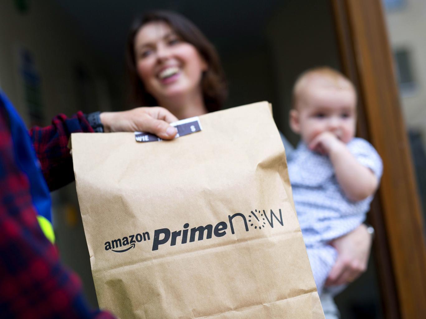 Amazon come Coop e Conad, ecco i marchi commerciali per il cibo