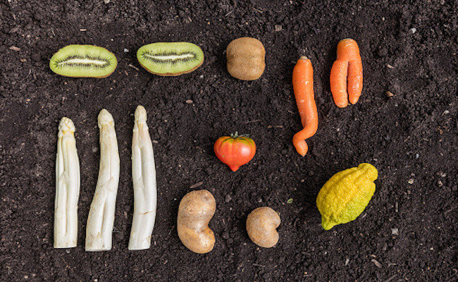 ugly but tasty vegetables and fruits