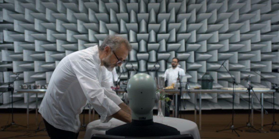 "Massimo Bottura, ""Tne Sounds of Massimo Bottura's Lasagna"""