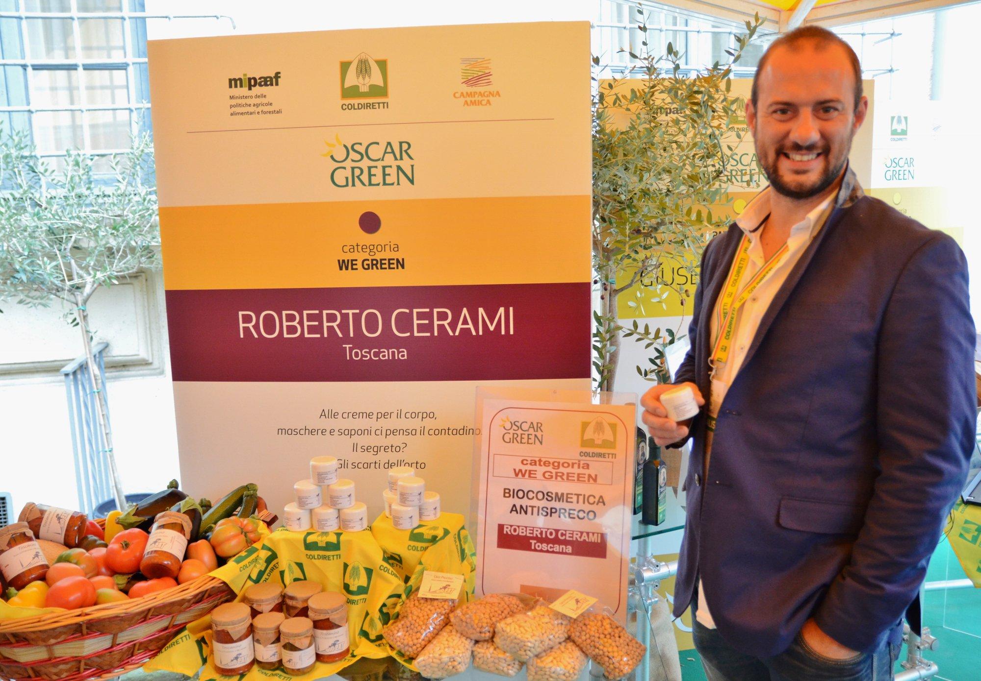 Oscar Green 2016 Roberto Cerami