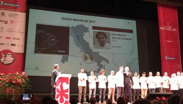 Presentazione Guida Michelin 2017