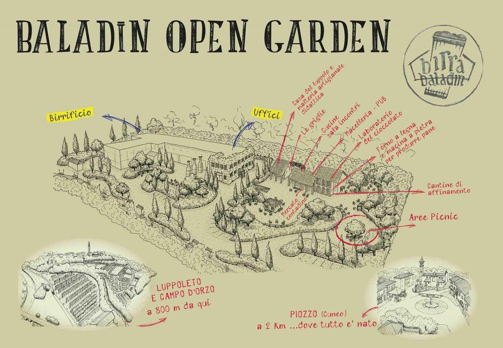 La birra Baladin scopre il crowdfunding per il suo Open Garden