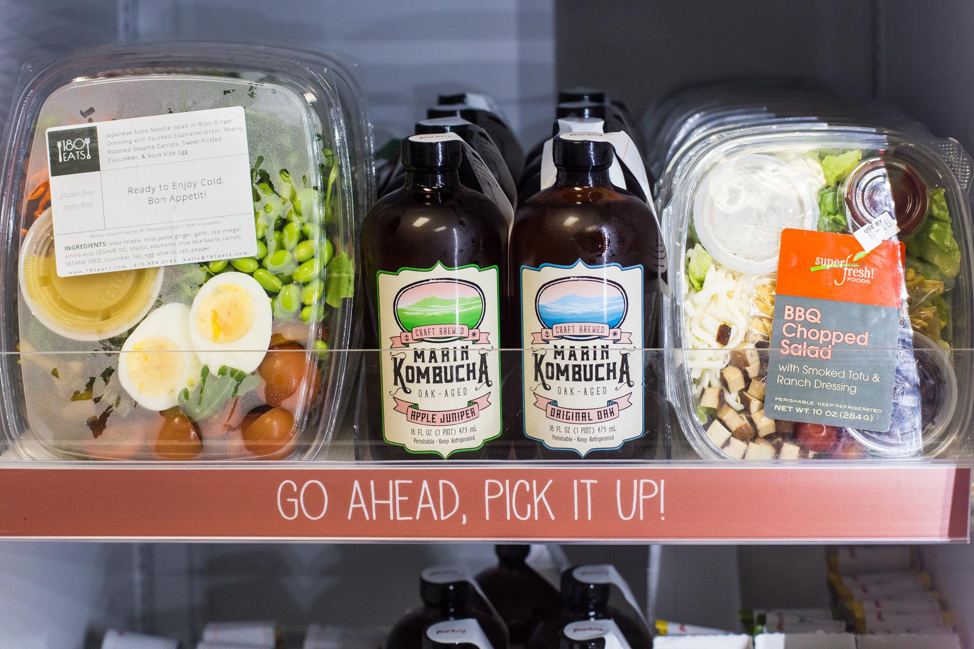 Big data e cibo local per i distributori automatici del futuro. Byte Foods