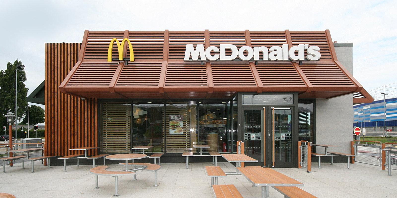 Storia del fast food e di un brand che ha rivoluzionato il for Cucinare 5 minuti