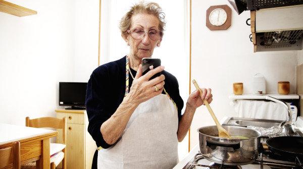 La cucina della nonna batte le mode fighette e pure i fast for Cucina della nonna