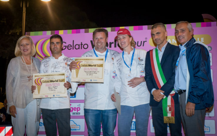 Gelato World Tour - Daniele Mosca