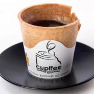 Cupffee, la tazzina commestibile