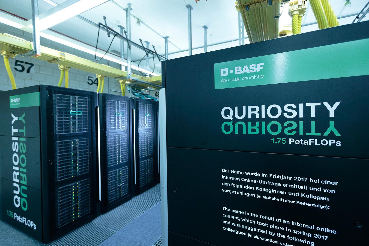 Quriosity, il supercomputer che può cambiare il settore AgTech