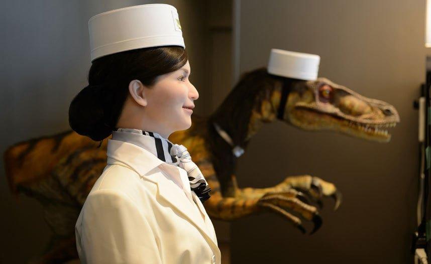 Robot al ristorante, in Cina e Usa è già realtà. La tendenza