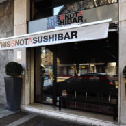This is not a sushi bar