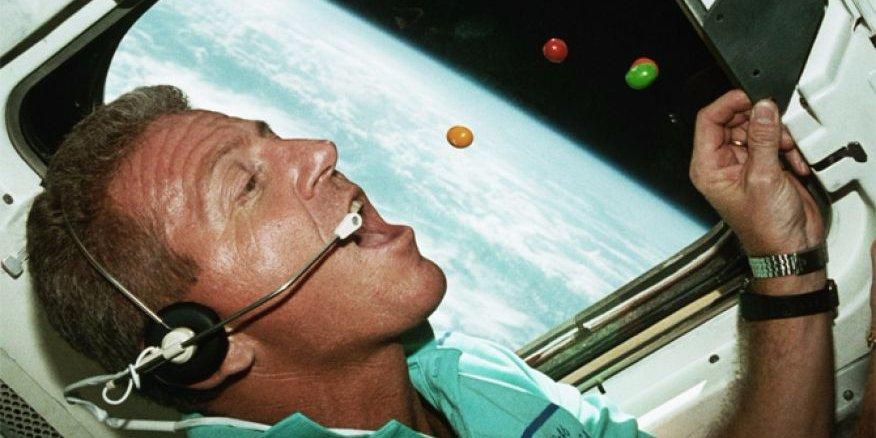 Spazio e cibo, se la soluzione fosse nelle feci degli astronauti?