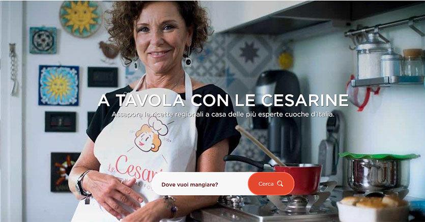 Aumento di capitale da un milione di euro per Le Cesarine, la startup dell'Home Food