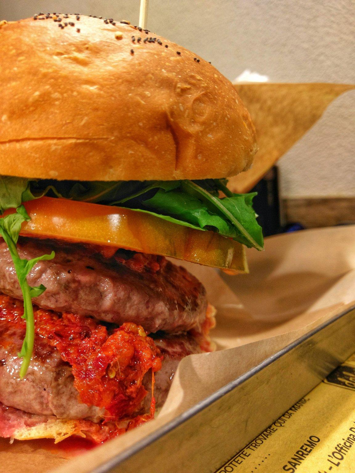 I migliori 10 burger restaurant d'Italia
