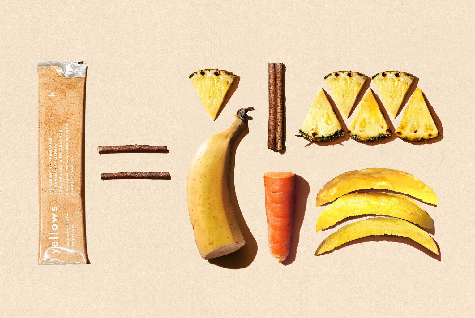 Kencko è la startup che trasforma frutta e verdura in polvere