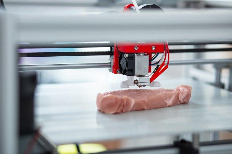 In arrivo la carne stampata in 3D