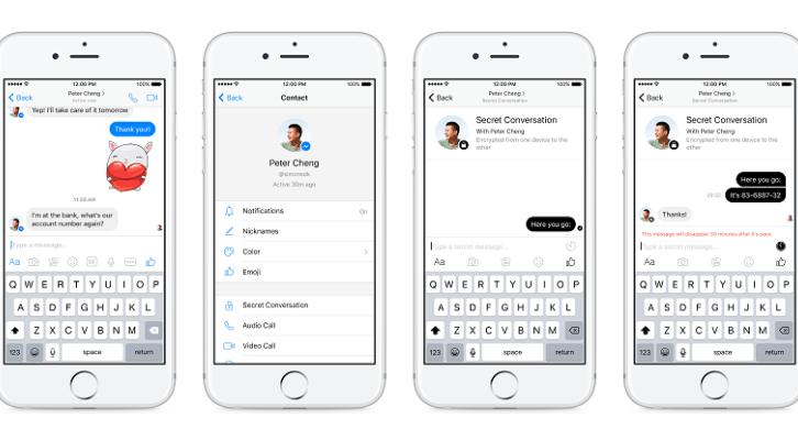 Secret-Conversations-Facebook-end-to-end-encryption