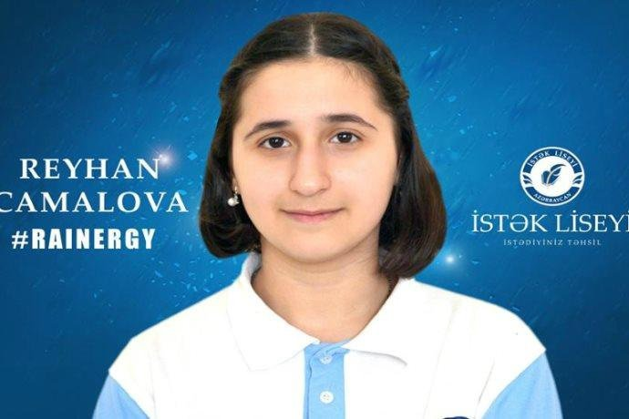 In Azerbaijan una studentessa di 15 anni crea energia dalla pioggia e fonda una startup