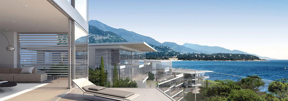 Il Principato si espande: a Monaco il nuovo eco-quartiere nasce dal mare