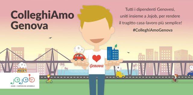 ColleghiAmoGenova: dopo il crollo del ponte Morandi le startup soccorrono la Superba - Impact