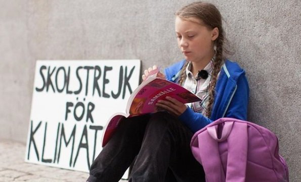 #FridaysForFuture, Greta Thunberg candidata al Nobel per la Pace