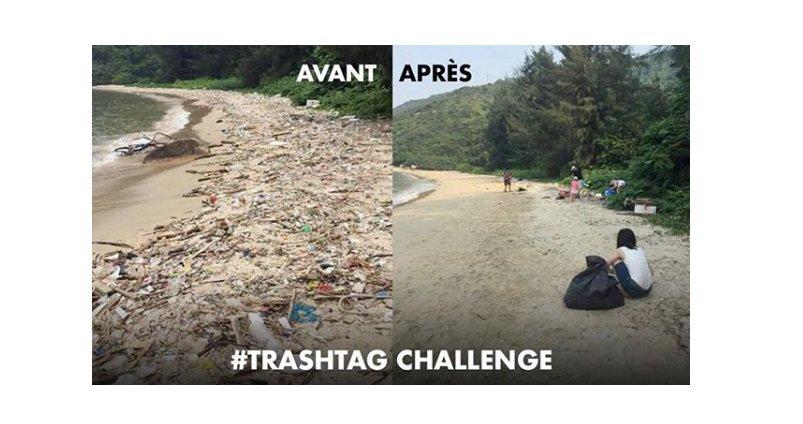 Trashtag Challenge, pulire il mondo diventa una sfida social