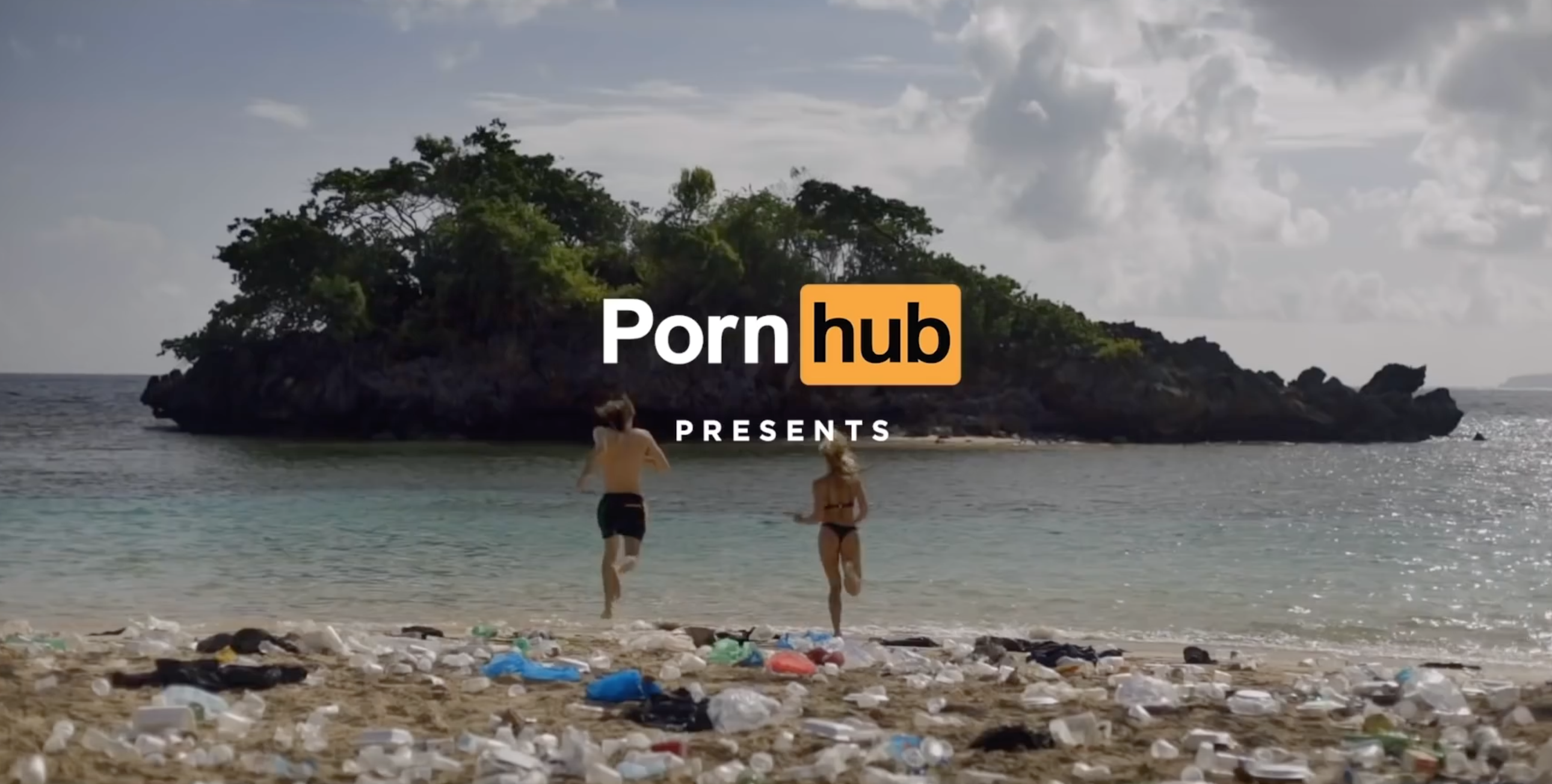 Sorpresa, ora Pornhub e Greta Thunberg combattono la stessa battaglia