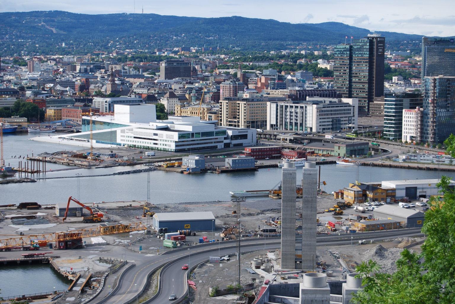 Oslo avrà il primo porto al mondo a emissioni zero?