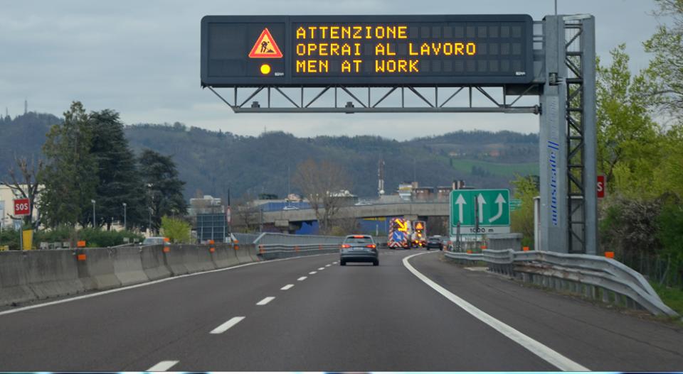 Rischio crolli, Autostrade chiude la A26 a Genova - Impact