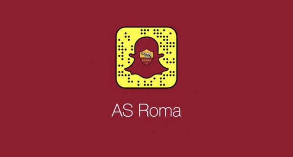 Roma Snapchat