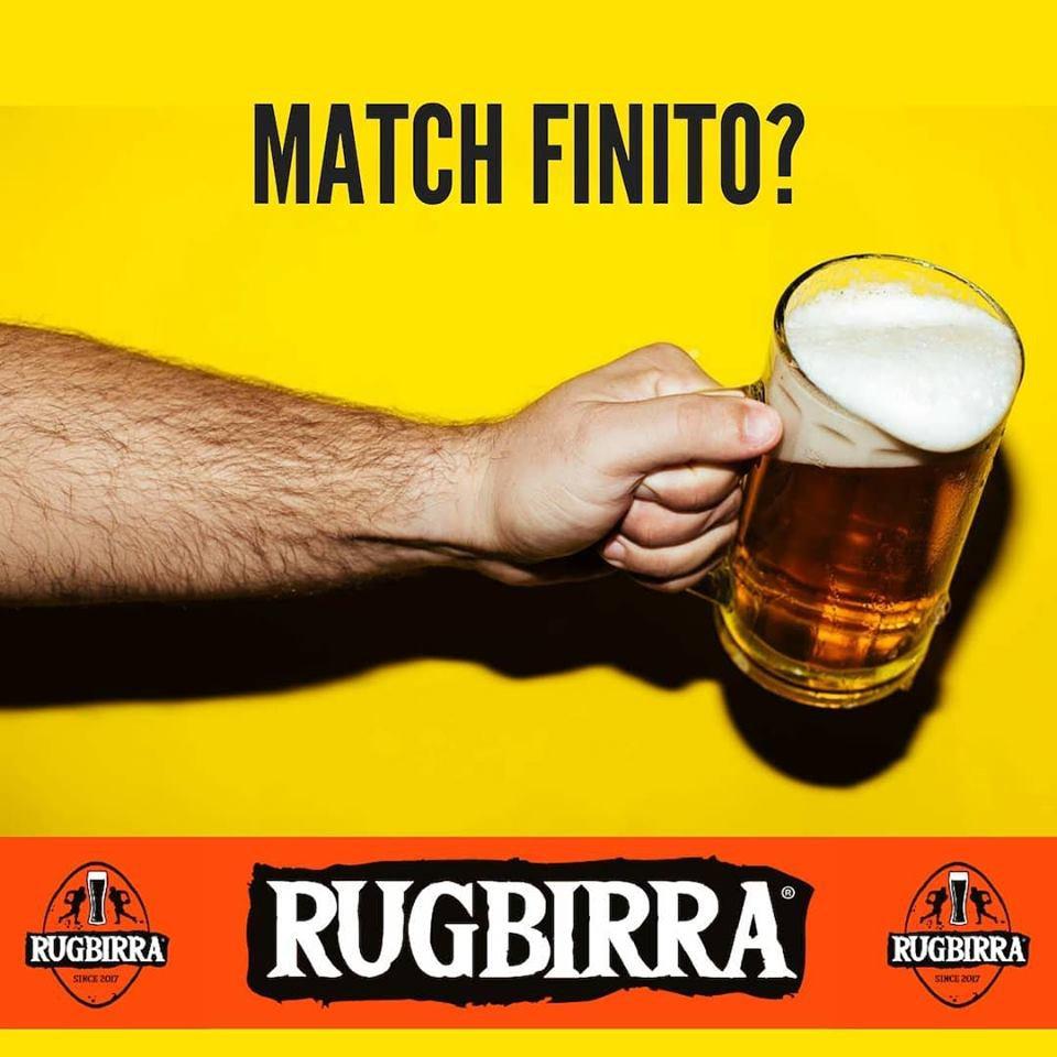 RugBirra - terzo tempo (da Facebook)