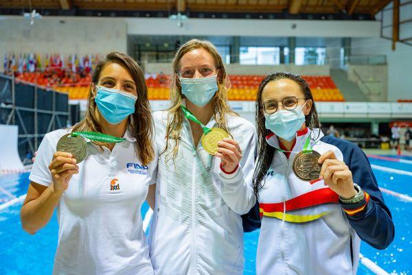 Natación paralímpica italiana