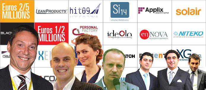 Tutte le startup italiane da più di un milione di euro