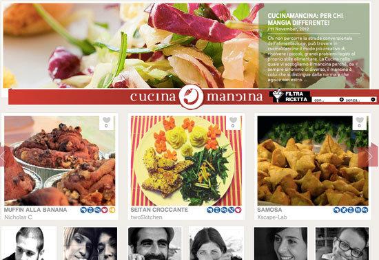 Cucina_Mancina StartupItalia