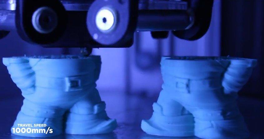 Ecco la stampante 3D più veloce al mondo (ed è italiana)