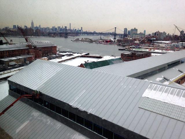 Navy New Lab New York