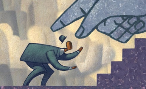 business illustration startupitalia