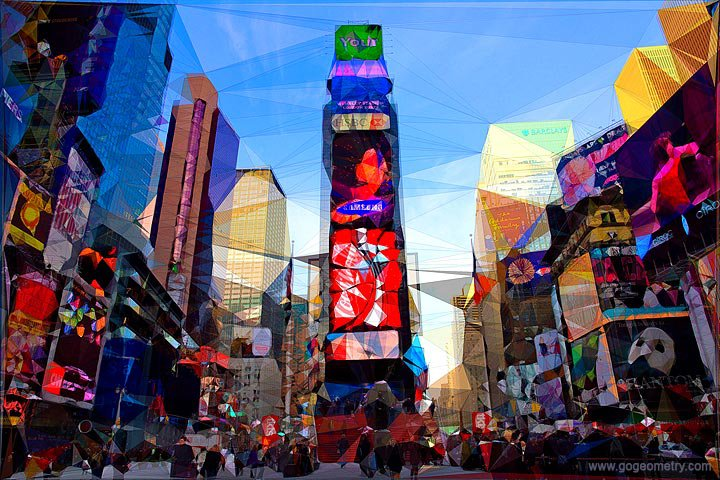 Jigsaw Puzzles: Times Square