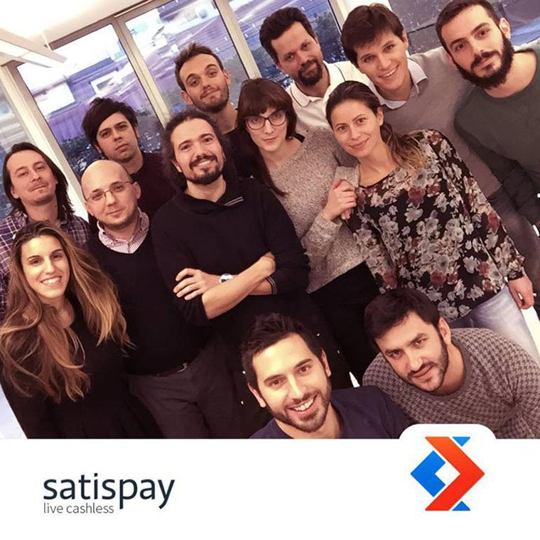 Satispay-Team
