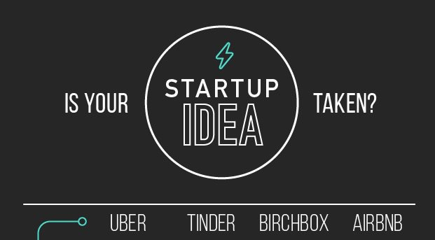 «Ho creato l'Uber per...»: 59 idee di startup che nessuno ha ancora avuto