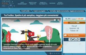 Il crowdfunding di TocTocBox