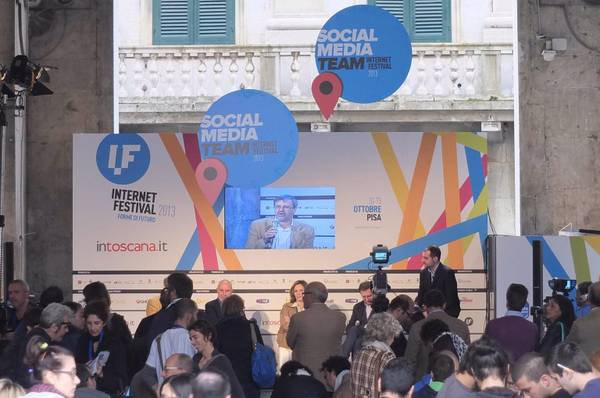 Internet: al via festival 2013 a Pisa