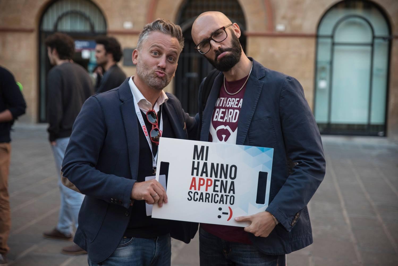 Fabio Lalli e Raffaele Gaito