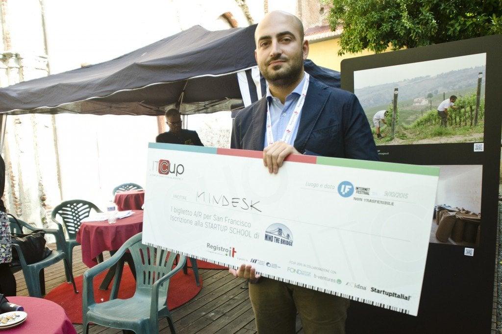 Foto Mindesk vincitore